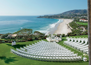 Ritz Carlton Wedding Venue Laguna Niguel