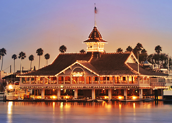 Harborside Grand Ballroom Newport Beach