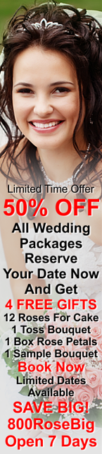 Wholesale Wedding Flower Packages