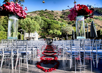 Hotel Seven Degrees Wedding Venue Laguna Beach