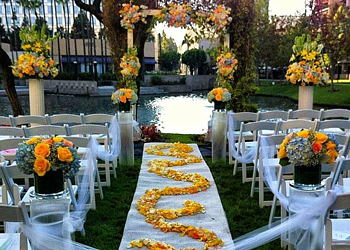 Costa Mesa Marriott Wedding Venue