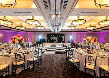 Hilton Orange County Costa Mesa Wedding Venue