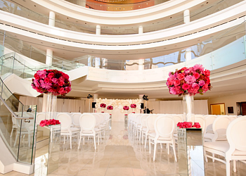 Segerstrom Center for the Arts Wedding Venue
