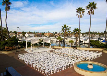 Huntington Harbour Bay Club Wedding Venue