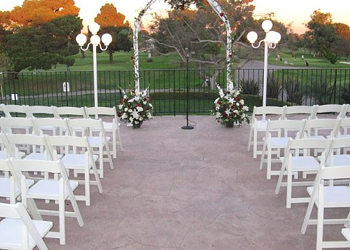 Meadowlark Golf Club Huntington Beach  Wedding Venue