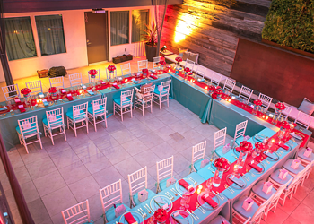 Hotel Seven4one Laguna Beach Wedding Venue