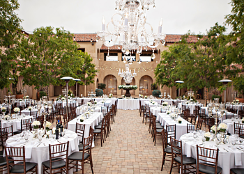 Serra Plaza San Juan Capistrano Wedding Venue
