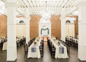 The Estate On Second Wedding Venue